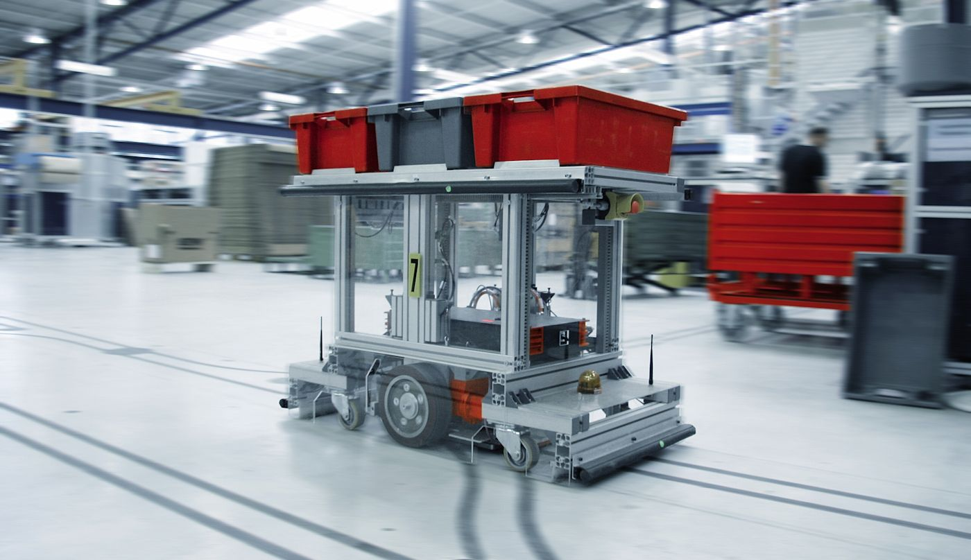 Automated Guided Vehicle AGV